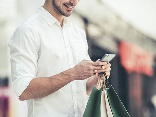 shopping voucher for your points